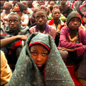 More than 300 kidnapped Nigerian boys freed