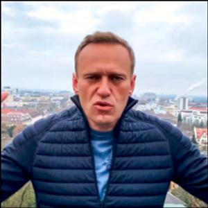 Kremlin foe Navalny says he will fly home despite threats
