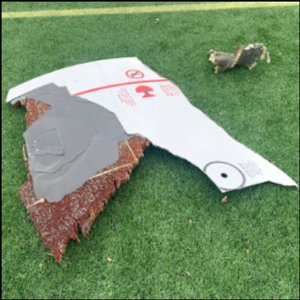 Parts from Boeing 777-200 plane fall from sky in Denver scare