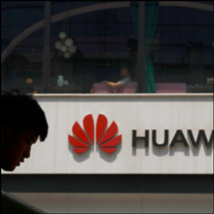 Huawei unveils flagship foldable smartphone for China market