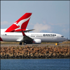Qantas expects to start international flights in October