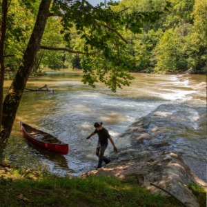 Southwest Virginia river the star of new state park