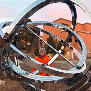 New device in New Mexico turns back clock on astronomy
