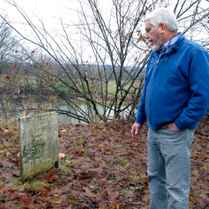 Erosion, floods make some final resting places not so final