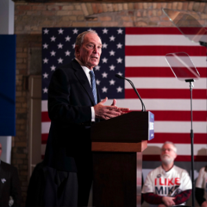 HEALEY: Could the Democratic race come down to Sanders vs. … Bloomberg?