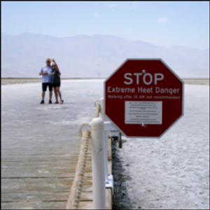 Death Valley's brutal 130 degrees may be record if verified