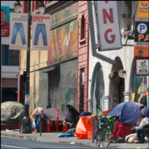 Proposed corporate tax hike in California would aid homeless