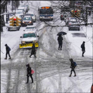 VIRUS TODAY: Winter weather impacting U.S. vaccination plans