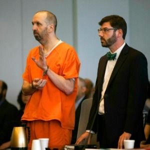 3 life sentences without parole for man who killed 3 Muslims