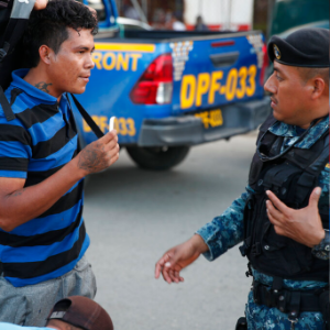 100s of migrants crossing Guatemala face new challenges