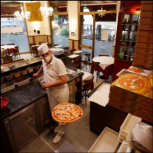 Uncertain future rattles Italy's famed restaurants