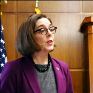GOP lawmakers walk out after Oregon climate bill advances