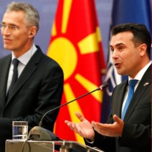 NATO chief: Ready to welcome North Macedonia as 30th member