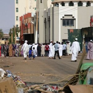 Sudan protesters say 40 bodies pulled from Nile in capital