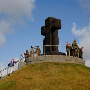 Foe, now friend: Germans find place at D-Day sites in France