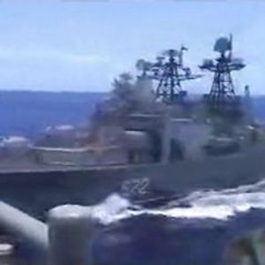 US, Russia blame each other as ships nearly collide in Asia
