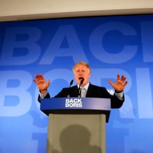 Boris Johnson takes strong lead in race for next UK leader