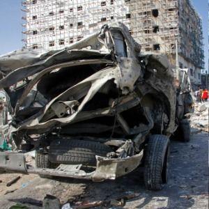 11 killed, 25 hurt as explosions rock Somalia's capital
