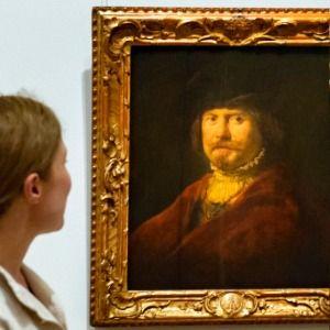 New German exhibition explores Rembrandt's career