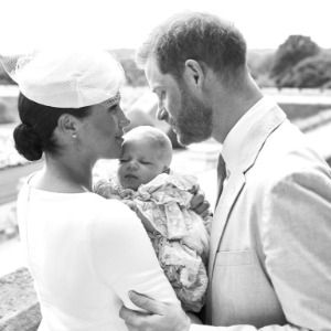 Royal baby Archie christened at private Windsor ceremony