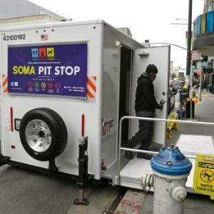 San Francisco curbs waste with public toilets, 'poop patrol'