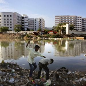 India's Chennai rapid growth threatened by water shortages