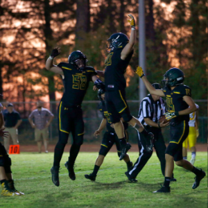 Football victory a salve for devastated California town