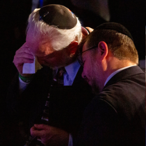 One-year commemoration of synagogue shooting marked