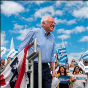 GLANTON: The greatest threat to Sanders' revolution isn't Biden — it's Trump
