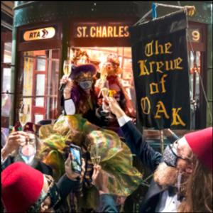 Pandemic-era Mardi Gras: No big crowds, but plenty of cake