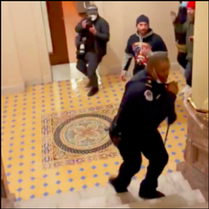 Black cops warned about racist Capitol Police officers for years