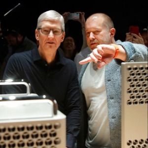 Jony Ive, the designer behind the iPhone, is leaving Apple