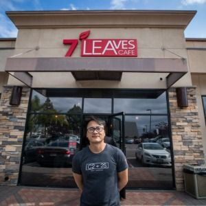 'Vietnamese American Starbucks' unites brothers whose drive stems from poverty