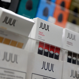 Juul stops advertising e-cigarettes, replaces CEO