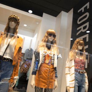 Forever 21 bankruptcy reflects teens' new shopping behavior