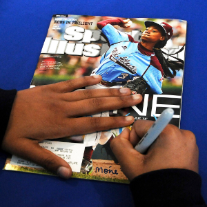 Sports Illustrated, under new management, cuts staff jobs