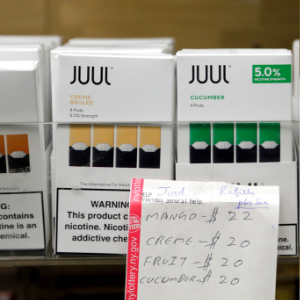 Juul halts sales of fruit, dessert flavors for e-cigarettes