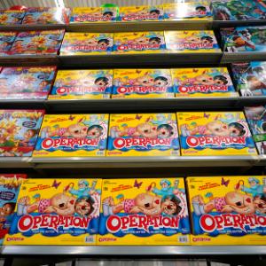 For toymaker Hasbro, trade wars are no fun