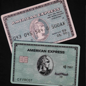 Iconic AmEx 'Green Card' turns 50, gets a needed revamp