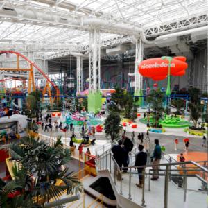 Massive American Dream mall opens but will shoppers come?