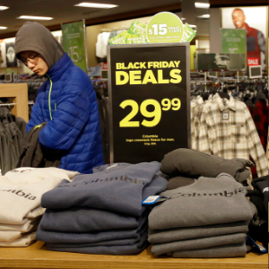 Holiday shopping off to slow start, US retail sales up 0.2%