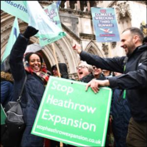UK court blocks Heathrow expansion over climate concerns