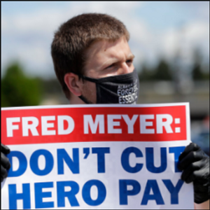 Kroger offers Fred Meyer workers extra pay after outcry