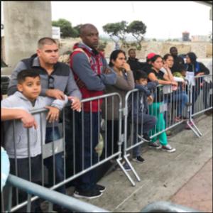 Judge deals setback to key Trump policy limiting asylum