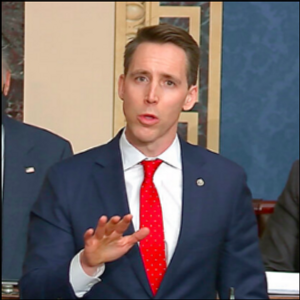 More companies pause contributions to Hawley, others