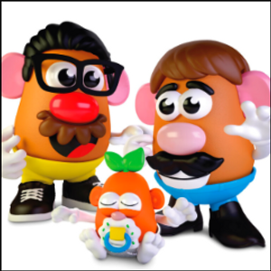 A mister no more: Mr. Potato Head goes gender neutral