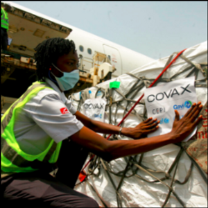 Ivory Coast 2nd country to receive COVID vaccines via COVAX