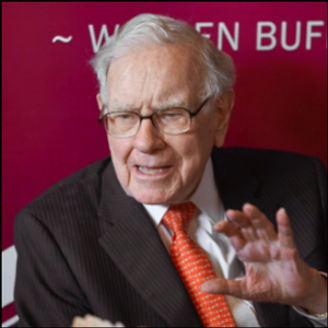 Warren Buffett again encourages investors to bet on America
