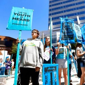 US court weighs if climate change violates children's rights