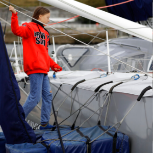 Greta Thunberg's sailing adventure no pleasure cruise